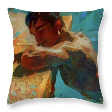 Marko Throw Pillow