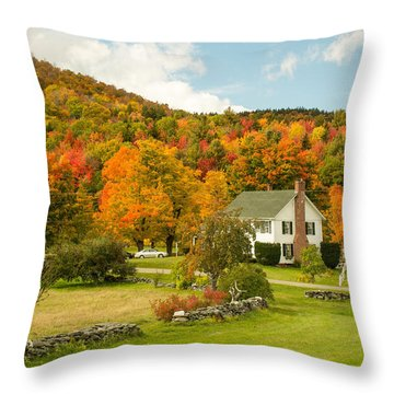 Throw Pillow featuring the photograph Marlboro Madness by Paul Miller