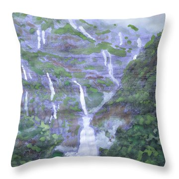 Marleshwar Throw Pillow