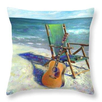 Ocean Throw Pillows