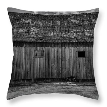 Martins  Throw Pillow