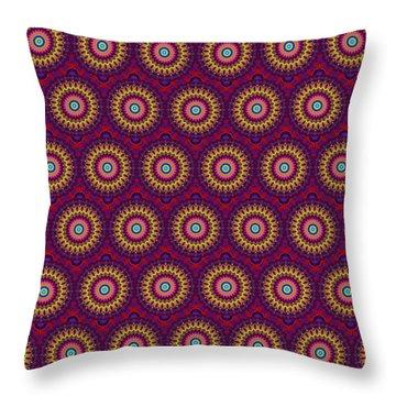 Martix Design 002 A Throw Pillow
