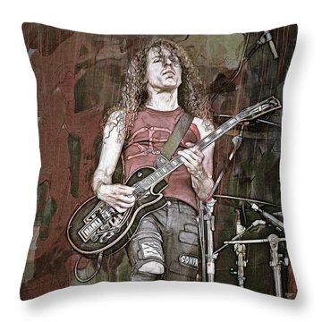 Megadeth Throw Pillows
