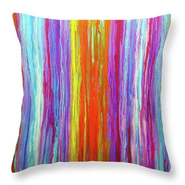 Mary Janes Last Dance Throw Pillow