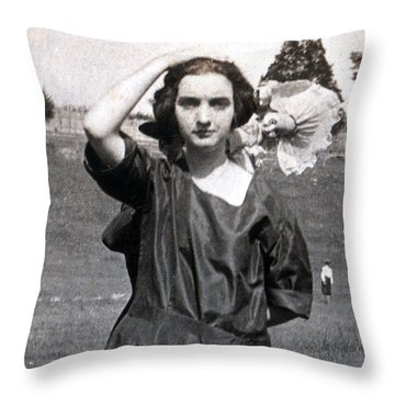 Mary Neal 02 Throw Pillow