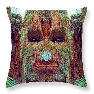 Marymere Mossman Throw Pillow