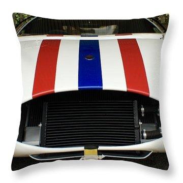 Maserati Tipo 151/3 Throw Pillow