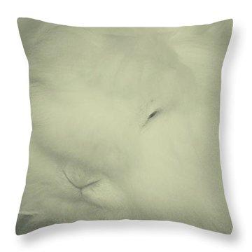 Mashy Potato Throw Pillow