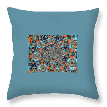 Mastery Throw Pillow