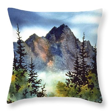 Matanuska Throw Pillow