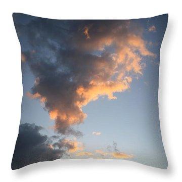 Matanzas Sunset Throw Pillow