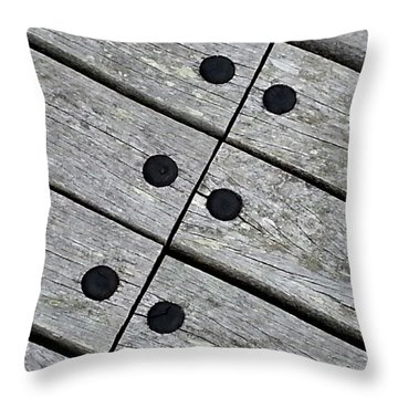 Match Throw Pillow