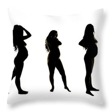 Maternity 288 Throw Pillow