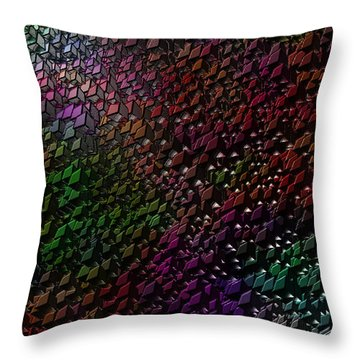 Matrizzavano Throw Pillow