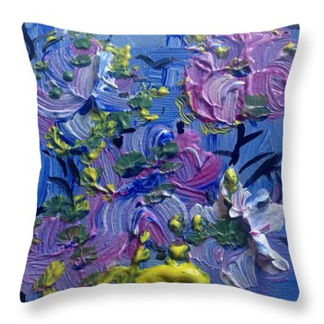 Matter Of Fact Your Beautiful  Throw Pillow