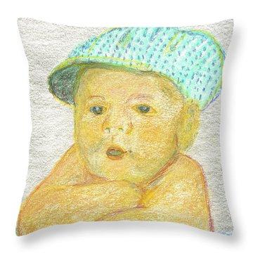 Matthew Jack Throw Pillow