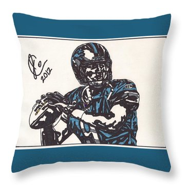 Matthew Stafford Throw Pillow