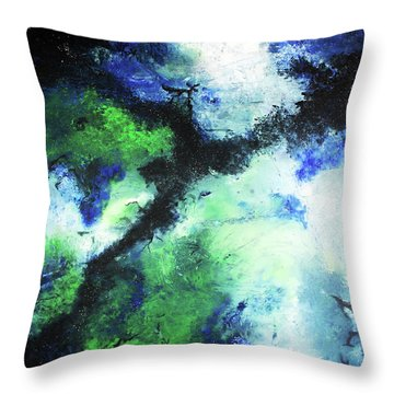 Matthew's Odyssey Throw Pillow