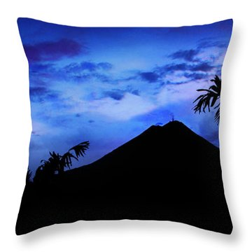 Mauii Throw Pillow
