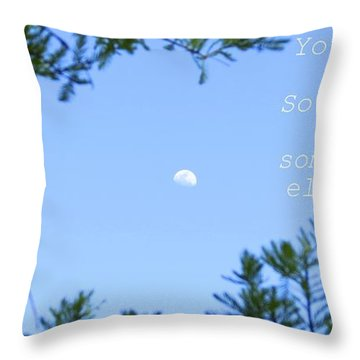 Throw Pillow featuring the photograph Maximize by David Norman