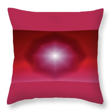 May It Watch Over You Throw Pillow