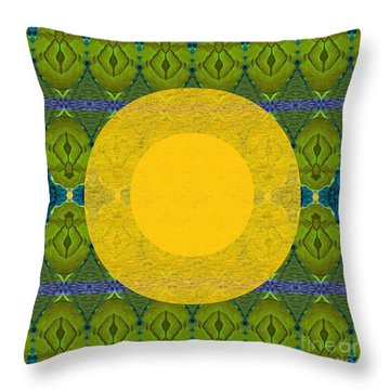 May Tomorrow Be Better For All Throw Pillow