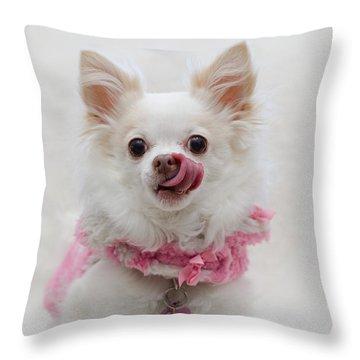 Maya 1 Throw Pillow