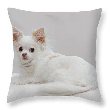Maya 2 Throw Pillow