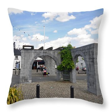 Maynooth Ireland Throw Pillow