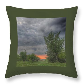 Mbp June 15 Throw Pillow