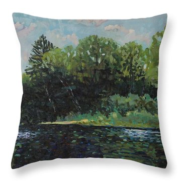 Mccrae Portage Throw Pillow