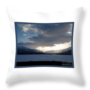 Mckinley Throw Pillow