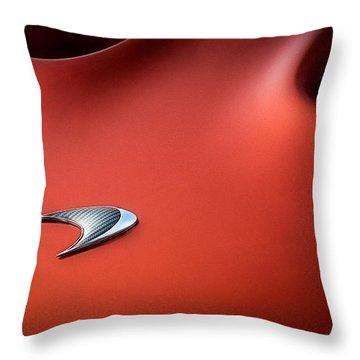 Mclaren P1 Throw Pillow