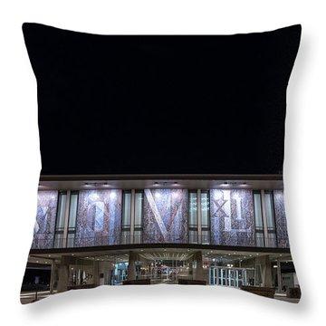 Mcmxliviii Throw Pillow by Randy Scherkenbach