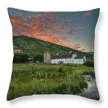 Mcpolin Sunrise Throw Pillow