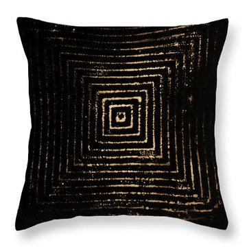 Throw Pillow featuring the photograph Mcsquared by Cynthia Powell