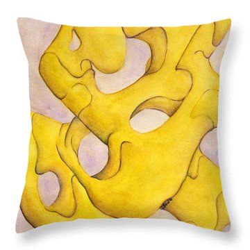 Me And Myself Throw Pillow