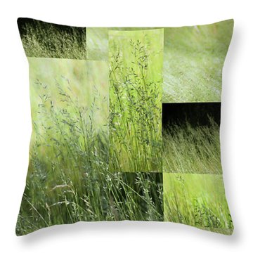 Meadow -  Throw Pillow