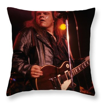 Meatloaf Throw Pillow