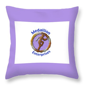 Medallion Enterprises Throw Pillow