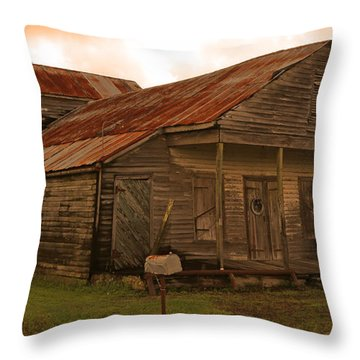 Medever Store Throw Pillow