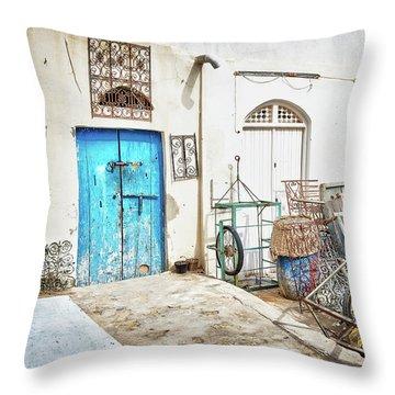 Medina Throw Pillow