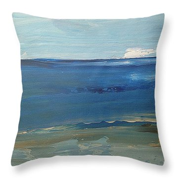 Mediterraneo Throw Pillow