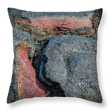 Medium Rare Throw Pillow