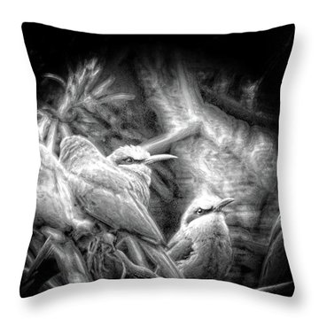 Branch Meeting Throw Pillow