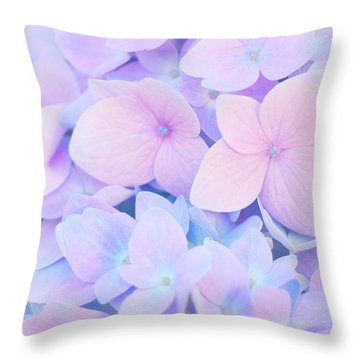 Mellifluence Throw Pillow