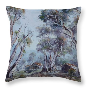 Melrose, South Australia Throw Pillow
