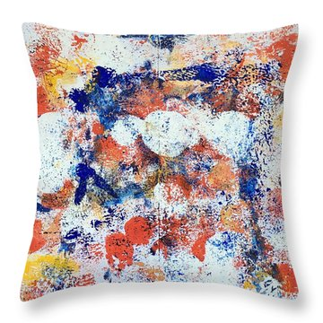 Memorial No 3 Throw Pillow