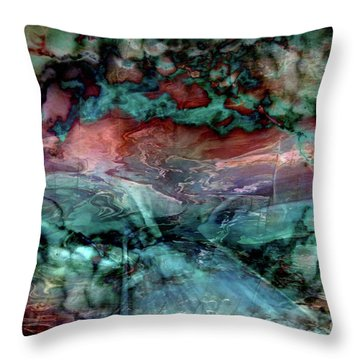 Memories Expunged  Throw Pillow