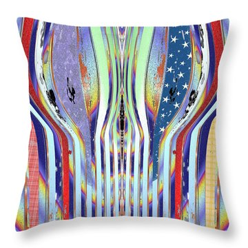 Memory 2139 Throw Pillow